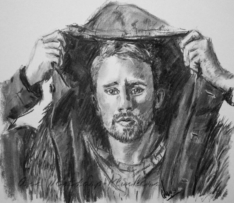 Matthias Schoenaerts by Ans66